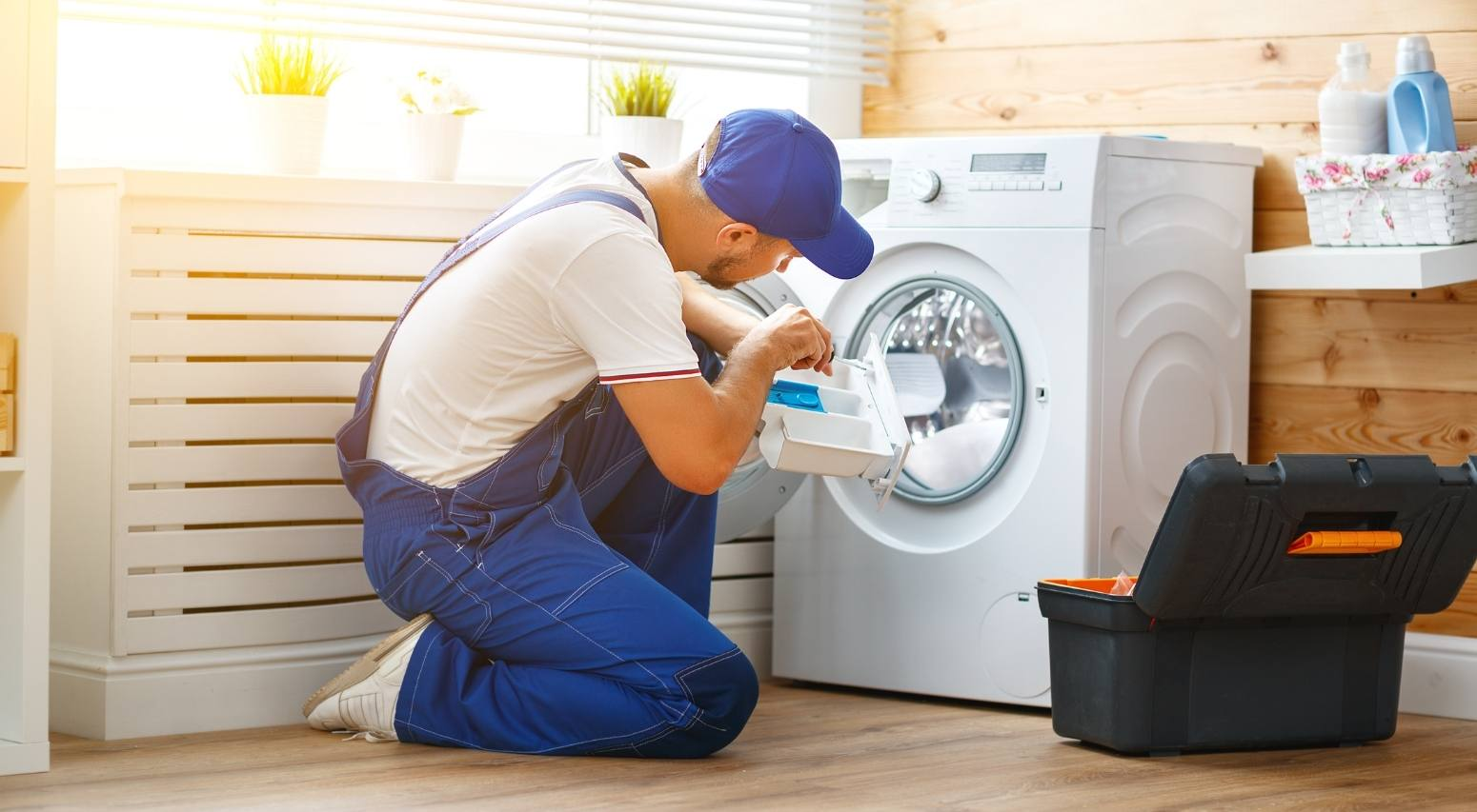 washing machine replacement in Pompano Beach